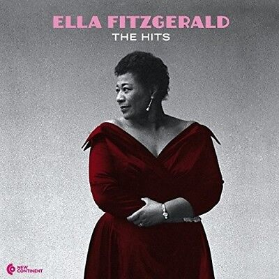 Ella Fitzgerald - Hits [New Vinyl LP] Gatefold LP Jacket, Ltd Ed, 180 Gram, Rmst