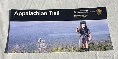 Appalachian Trail Wall Map **FREE SHIPPING**