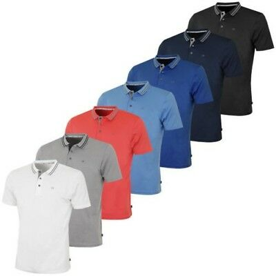 Calvin Klein Golf Mens CK Madison Lightweight Stretch Polo Shirt 25% OFF