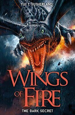 The Dark Secret (Wings of Fire) by Tui T. Sutherland Book The Cheap Fast Free