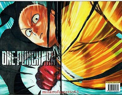Planet Manga ONE PUNCH MAN 1 Variant Cover - Nuovo 1° Edizione