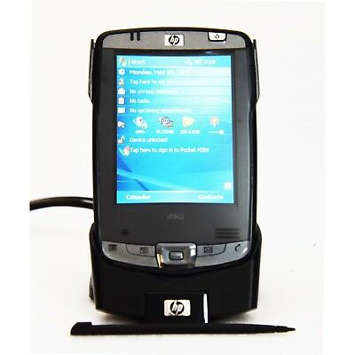 HP IPAQ HX2490b WINDOWS MOBILE 5.0 PDA Pocket PC
