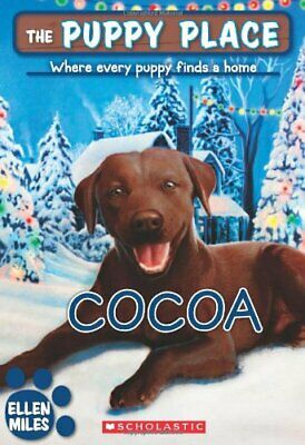 Cocoa (Puppy Place) by Miles, Ellen Book The Cheap Fast Free Post