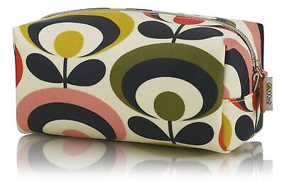 Orla Kiely Limited Edition Seventies Large Cosmetic Bag 7035A