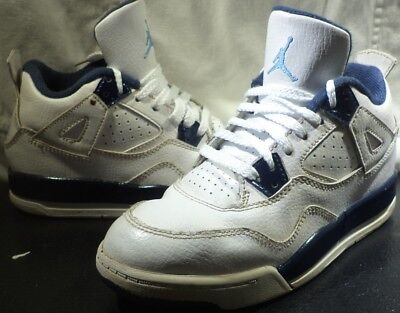 premium selection 1af07 a109d KID'S SNEAKERS JORDAN IV 4 Retro LS BP White (Pre-School) Size 13.5C ...
