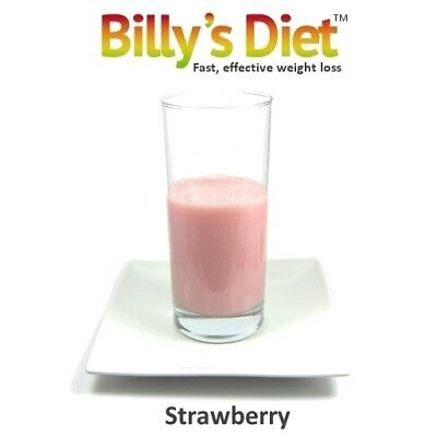 5 Strawberry Shakes, Meal Replacement MPR, Diet, VLCD, Ketosis, Slim,Weight Loss