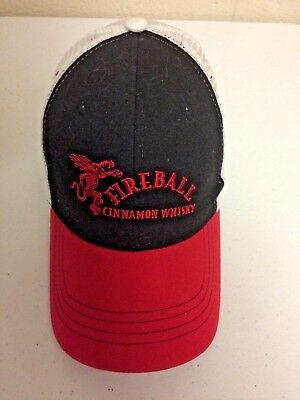 Fireball Cinnamon Whiskey Hat