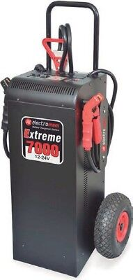 Booster de arranque 12V/24V  ELECTRO-MEN Start Extrem 7000