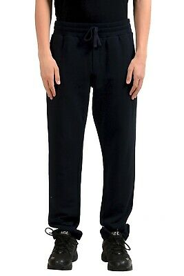 146c45aec39b9 DOLCE & GABBANA Men's Black Sweat Track Pants Size M 2XL - $119.99 ...