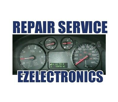 ford windstar instrument cluster repair