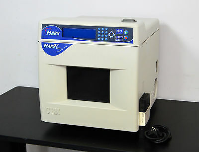 CEM MARS 230/60 Xpress Microwave Accelerated Reaction System Digestion Oven V