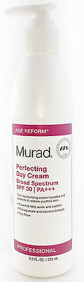 Murad Age Reform Perfecting Day Cream SPF30 Pro Size 8oz/235 mL AUTH - EXP 05/19