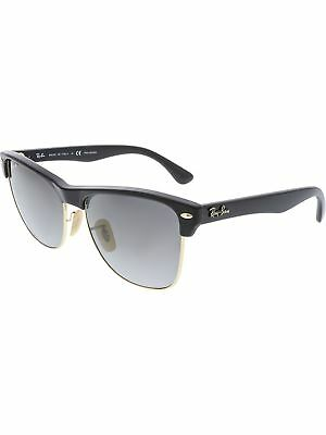 aa2ce1effb2 Ray-Ban Men s Clubmasters RB4175-877 M3-57 Black Clubmaster Sunglasses