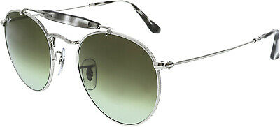 c3781d03c5 RAY-BAN POLARIZED RB3747-003 A6-50 Silver Round Sunglasses -  71.99 ...