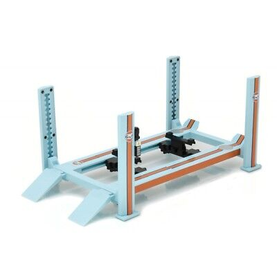 Greenlight 1/18 Adjustable Four-Post Lift (New)