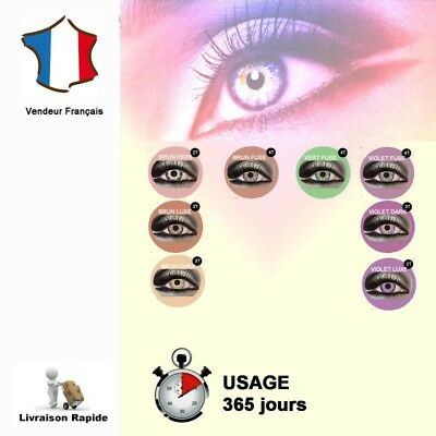 lentille-de-couleur-1-an-Color-Contact-Lenses-1-year-FRESH-color-contacts