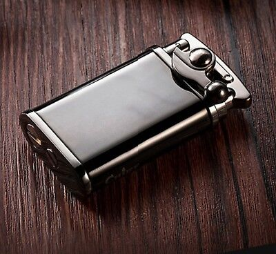 unusual Vintage Rare lighter Cigarette Refillable lighters automatic kick start