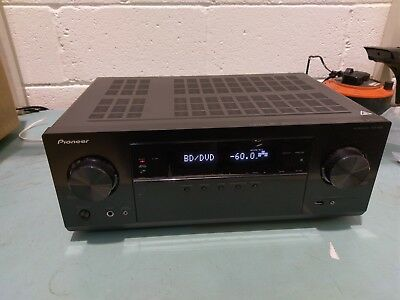 PIONEER VSX-832 5 1-CHANNEL Network AV Receiver - Black