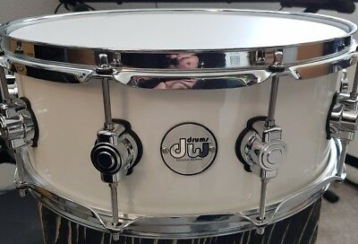 Dw Snare 14x5,5 Holz + neues Schlagfell.