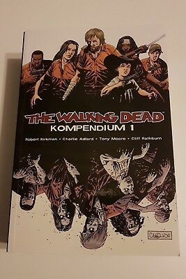 the walking dead compendium 1 pdf