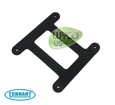 630056, Rubber Hinge, Recovery Cover Lid, Tennant 5100, 5280, 5400 Scrubbers, 2C