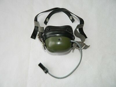 Aircraft Acoustic Mask With Microphone, A8089350, Nexus JJ-055 Connector [3R3E]
