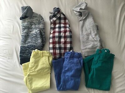 Baby Gap Childrens Place H&M Toddler Boy Lot Size 2T Pants Hoodie
