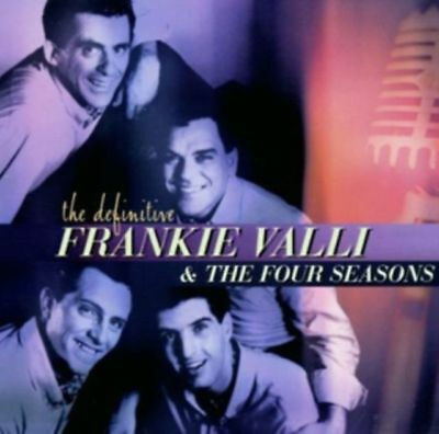 Frankie Valli And The Four Seasons: Definitive CD Greatest Hits / Very Best Of