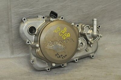2004-2008 Honda Crf250 Crf 250 Cr250F 250F Right Water Pump Clutch Cover