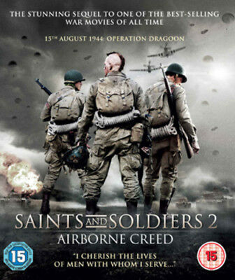 Saints And Soldiers 2 Airborne Creed DVD Disc Only No Case Or Cover