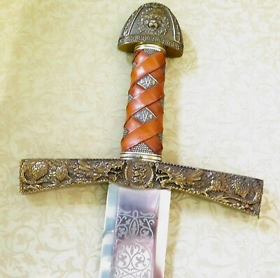".superb / Quality / Heavy Set / Life Size ""Richard The Lionheart"" Sword"
