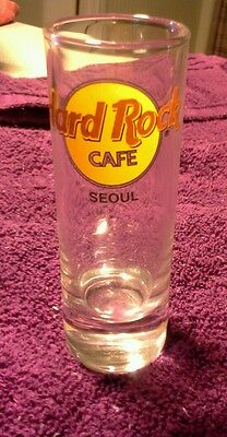 Hard Rock cafe shot glass jigger
