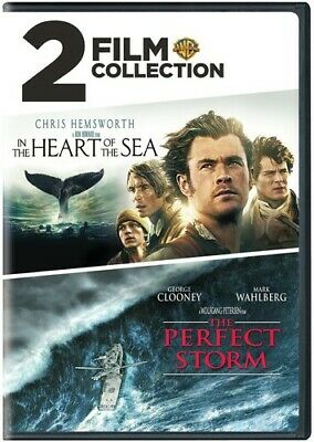 In The Heart Of The Sea / Perfect Storm - 2 DISC SET (REGION 1 DVD New)