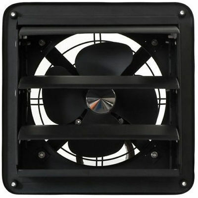 Fanmaster Industrial Hardwired 300mm Louvered Wall Exhaust Fan IWEL300