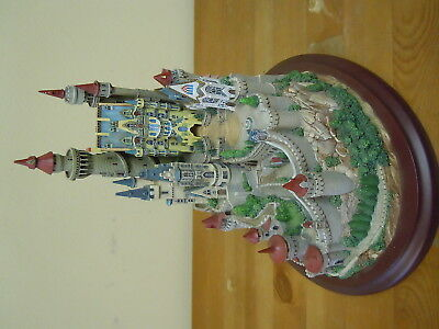 Falkenstein Great Castles of The World Limited Edition Statue [ Lenox 1996 ]