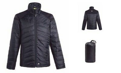 Chaqueta acolchada.Color NEGRO. Talla-4XL NORTHWAYS