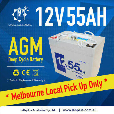 Panasonic 12V 7.2Ah/20HR VRLA AGM Battery >7ah for UPS Automatic Gate Home Alarm