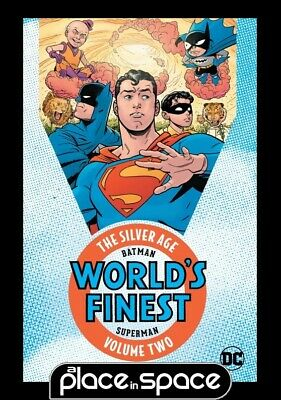 Batman & Superman In Worlds Finest The Silver Age 02 - Softcover