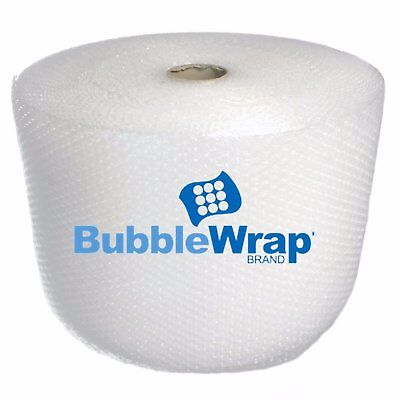 """BUBBLE WRAP Brand 3/16""""- 700 ft x 12"""" perforated every 12"""" MADE IN U.S.A"""