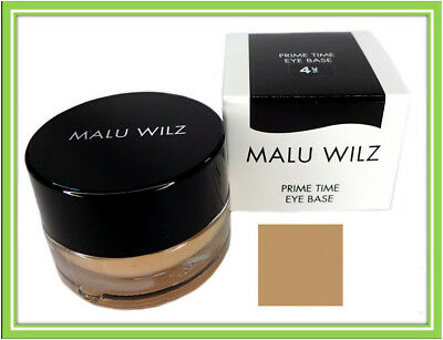 €22/10g Malu Wilz Prime Time Eye Shadow Base Lidschattengrundierung Nr. 4 Warm