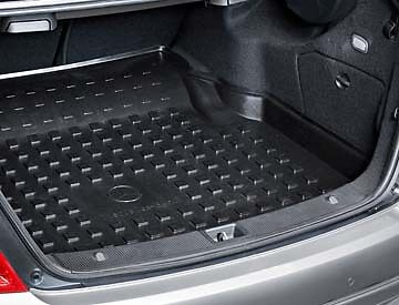 Mercedes Benz  Cargo Area Tray Protective liner for trunk  S CLASS V222 2014-UP