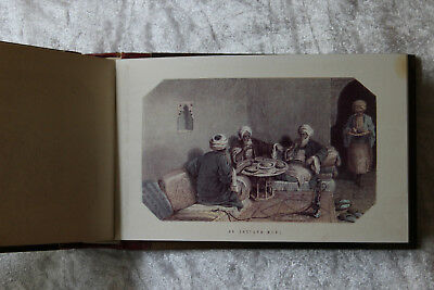 Extrem selten!! - Jerusalem - Album of views of the holy land - 1869 - 53 Lithos