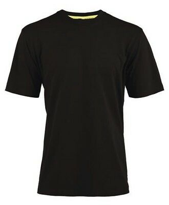 Ropa laboral .Camiseta básica NEGRO.Talla-4XL NORTHWAYS 1408 Duck