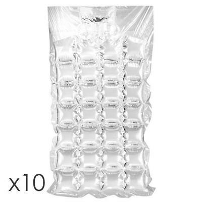 10 Ice Cube Bags Makes 280 Cubes Tie Top Bbq Birthday Parties Drinks Tray Maker