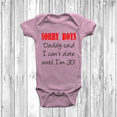 Daddy/'s Gaming Buddy Baby Grow Body Suit Vest Gift Cute PS4 Playstation Xbox
