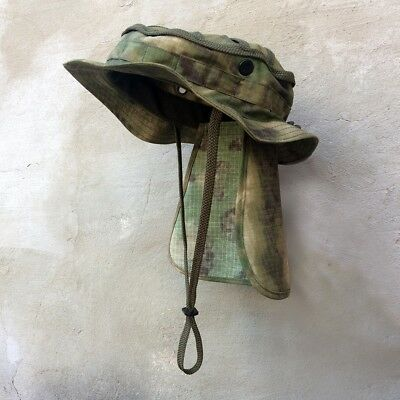"Russian Army Boonie Hat ""Medusa"" A-TACS FG SUMMER by GARSING"