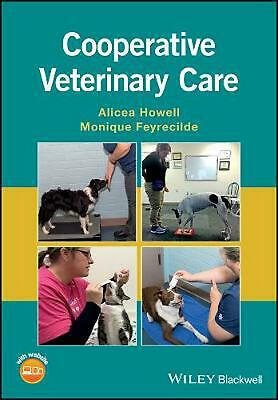 Cooperative Veterinary Care by Alicea Howell (English) Paperback Book Free Shipp
