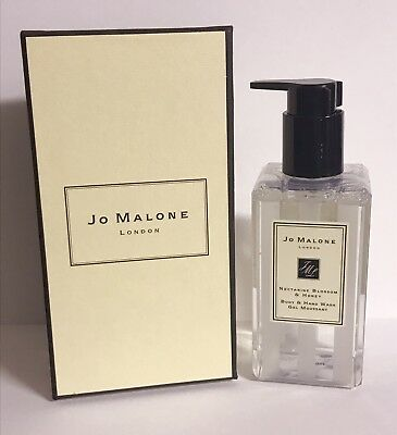 JO MALONE Nectarine Blossom & Honey Body & Hand Wash 250ml BNIB