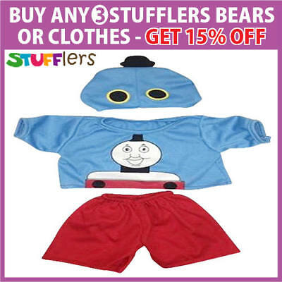 Thomas Clothing Outfit by Stufflers – Will fit on a Build a bear