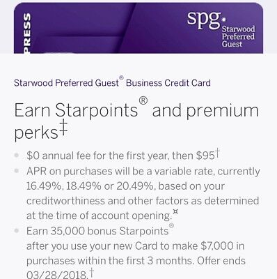 25k spg amex starwood preferred guest business card plus 25 cash 35k spg amex starwood preferred guest business card colourmoves